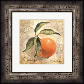 Framed L'Orange