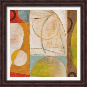 Framed Chalk Painting