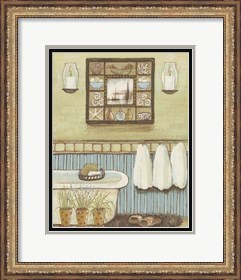 Framed Seabreeze Bath II