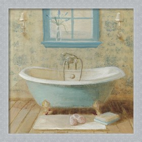 Framed Victorian Bath I