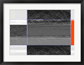 Framed Black Square