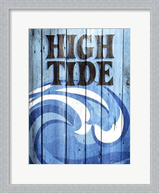 Framed High Tide