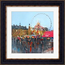 Framed Ferris Wheel