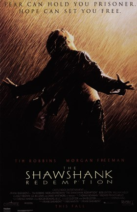 freedom in shawshank redemption Facing fear, finding hope in the shawshank redemption just like red upon release, to leave that dark room just takes one step  truthfully, hope and freedom are .