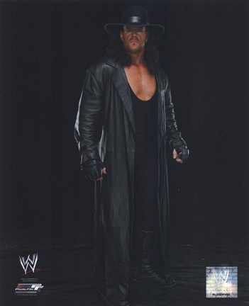 Framed Undertaker #531 Print