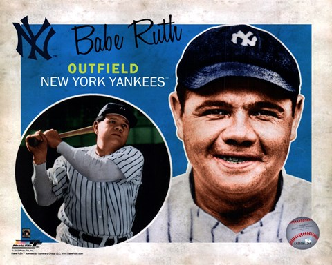 Babe Ruth 2012 Studio Plus