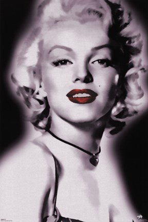 Framed Marilyn Monroe - Some Like It Print