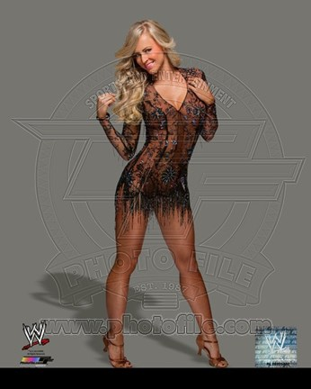 Framed Summer Rae 2013 Posed Print