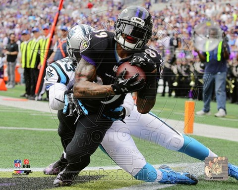 Framed Steve Smith 2014 Action Print