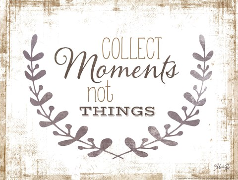 Framed Collect Moments Print