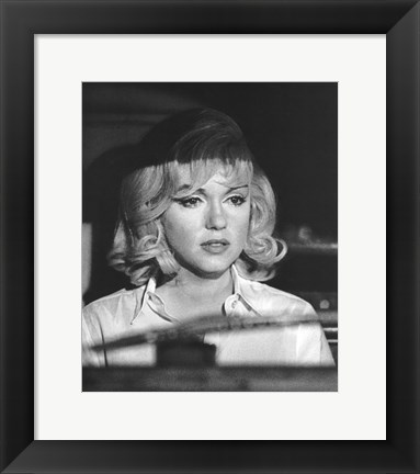 Framed Marilyn Monroe Print