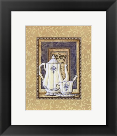 Framed Earl Grey Print