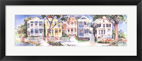 Framed Low Country Collection II Print
