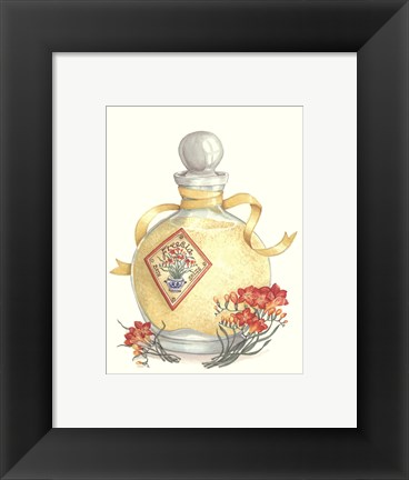 Framed Bath Essence Print