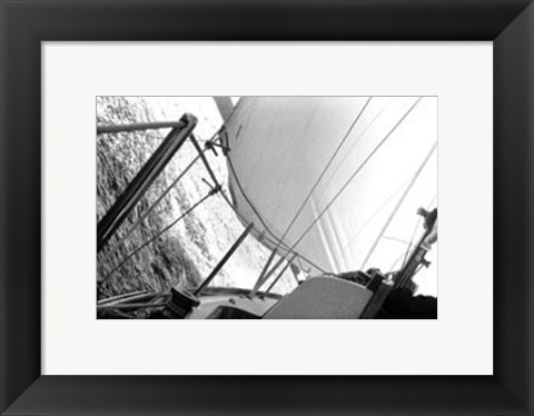 Framed Sail Away Print