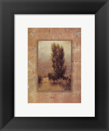 Framed Soft Morning Light Print