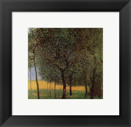 Framed Orchard, c.1916 Print