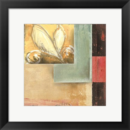 Framed Tapestries VI Print