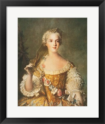 Framed Madame Sophie de France Print
