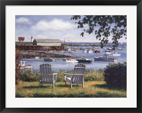 Framed Summer Afternoon Print