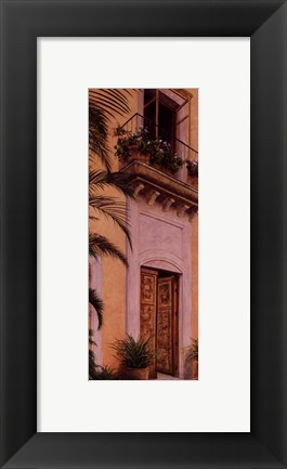Framed Tuscan Dreams I Print
