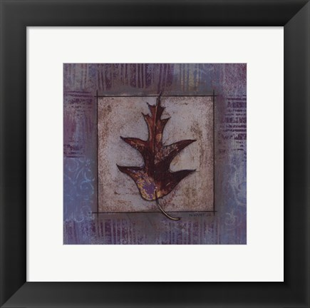 Framed Autumn Breeze I Print