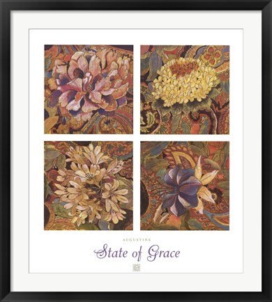 Framed State of Grace Print