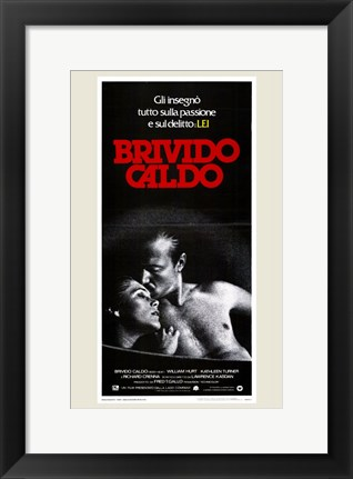 Framed Body Heat Italian Print