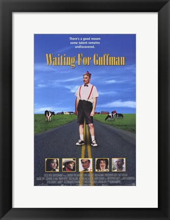 Framed Waiting for Guffman Print