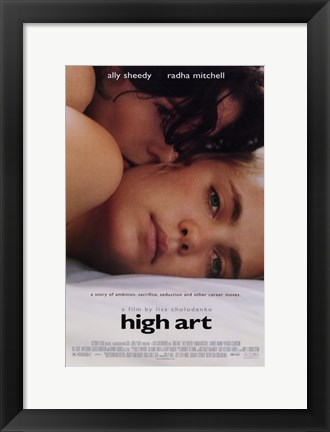 Framed High Art Print