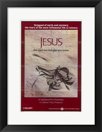 Framed Jesus The Film Print
