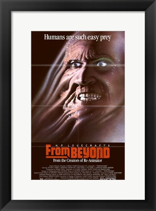 Framed From Beyond II Print