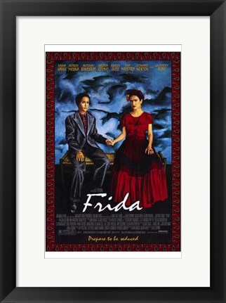 Framed Frida Print