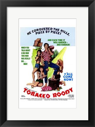 Framed Tobacco Roody Print