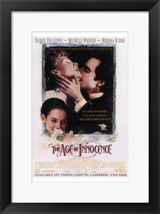 Framed Age of Innocence Print