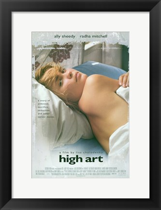 Framed High Art - photo Print