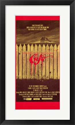 Framed Cujo The Film Print
