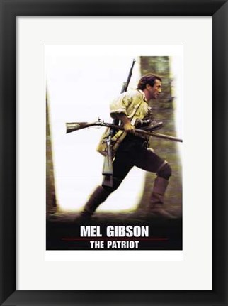 Framed Patriot Print