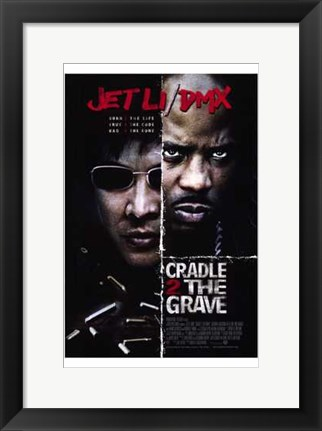 Framed Cradle 2 the Grave Print