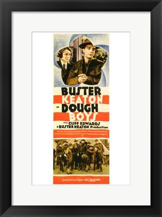 Framed Doughboys Print