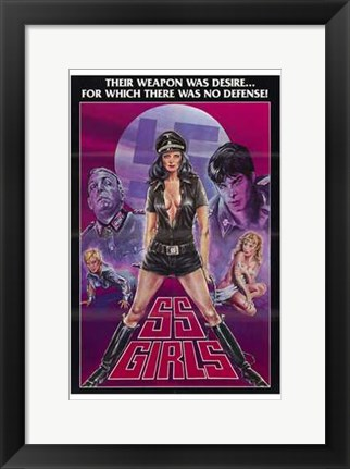 Framed Ss Girls Print