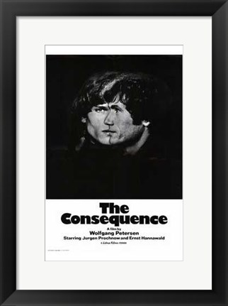 Framed Consequence Print