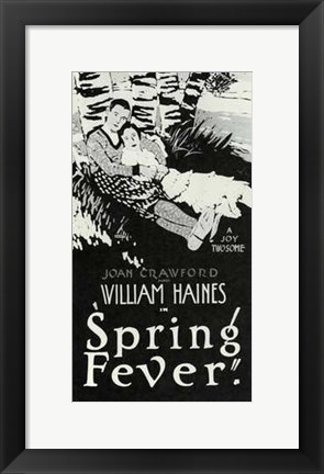 Framed Spring Fever Print