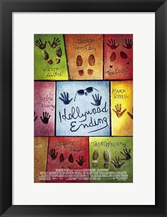 Framed Hollywood Ending Print