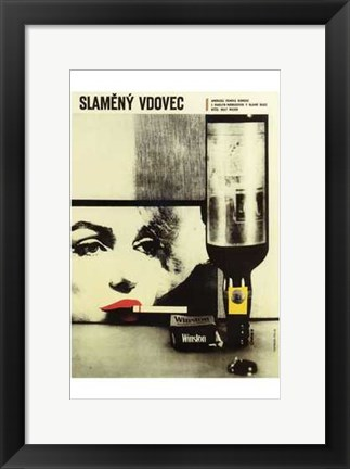 Framed Seven Year Itch (not english) Print