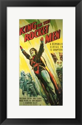 The Rocket Men - Jeff King, Commando Cody and Larry Martin