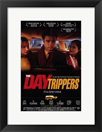 Framed Day Trippers Print