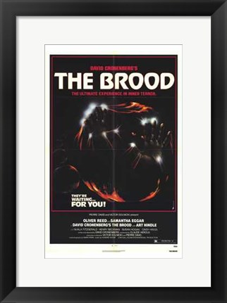 Framed Brood Print