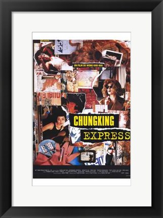 Framed Chungking Express Print