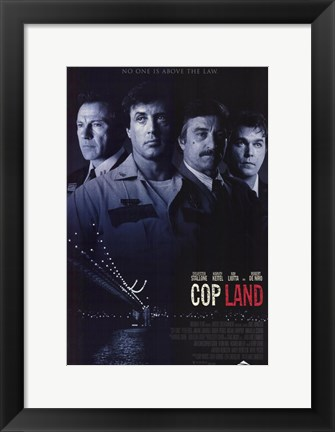 Cop Land Poster by Unknown at FramedArt.com
